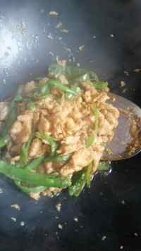 家常菜青椒炒蛋