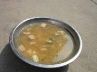 美味的猪肝瘦肉汤