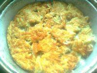 自己做的香煎土豆饼