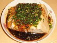 家常菜凉拌麻辣豆腐