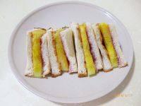 妈妈做的三明治