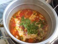 自制番茄蛋花汤