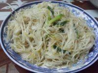 超级简单的清炒绿豆芽