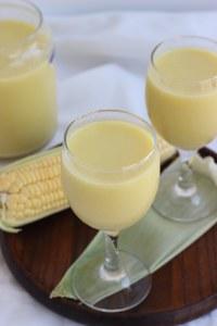 好喝的香浓玉米汁