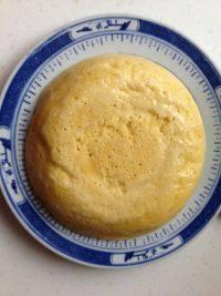 美美厨房之微波炉蛋糕