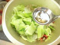 家常菜凉拌包菜