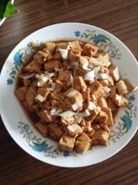 开胃的蚝油豆腐
