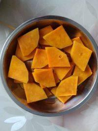 秀色可餐的蜜汁南瓜