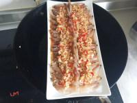 色味俱佳的蒜蓉粉丝蒸虾