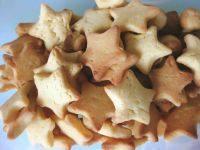 自制星星饼干
