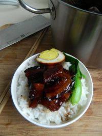 台湾卤肉饭(简易版)