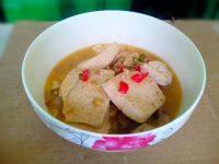 简单的香煎豆腐