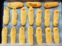 美味的手指饼干