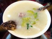 美味的凉瓜牛秋鱼汤