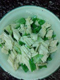 家常菜凉拌腐竹