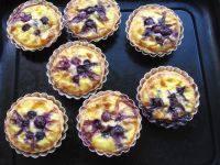 绝味的蓝莓蛋挞