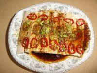 开胃凉拌麻辣豆腐