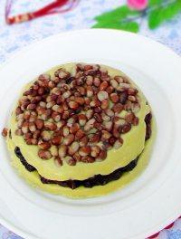 自己做的黄米面年糕