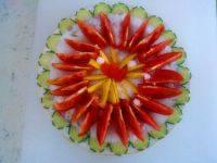 妈妈做的糖拌西红柿