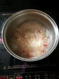 养颜红枣糯米粥