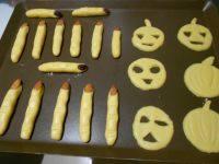 自己做的南瓜饼干