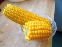 家常煮玉米