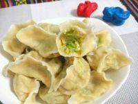 美味的三鲜水饺