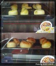 简易的椒盐蒜蓉面包