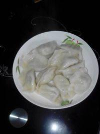 家常的鲅鱼饺子