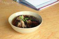 最爱的茶树菇排骨汤
