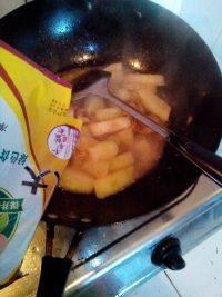 美味的冬瓜炒肉