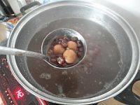 自己做的红豆沙汤圆