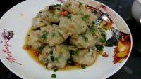 家常菜香菇豆腐丸子