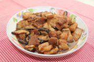 家常菜香菇红烧肉