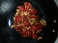 秀色可餐的西红柿炒鸡蛋