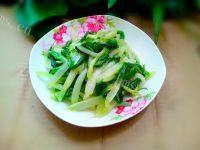 家庭蒜香小白菜