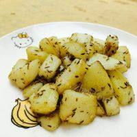 家常菜孜然土豆