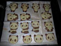 一绝的熊猫饼干