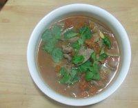 美味的番茄猪肝汤