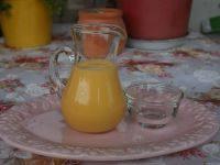 自制芒果酸奶奶昔