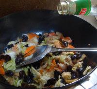 DIY黑白菜