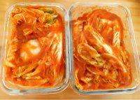 美味的韩式泡菜