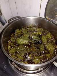 家常菜红烧扁豆