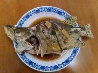 超级简单的清蒸鳜鱼