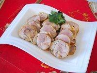 【美味可口】鸡肉卷