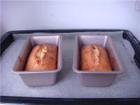 自制柠檬磅蛋糕