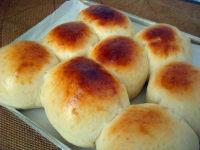 自制奶油小面包