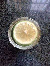 自制养生柠檬蜂蜜