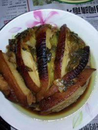 家常菜酸菜扣肉