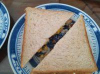 一个人的三明治